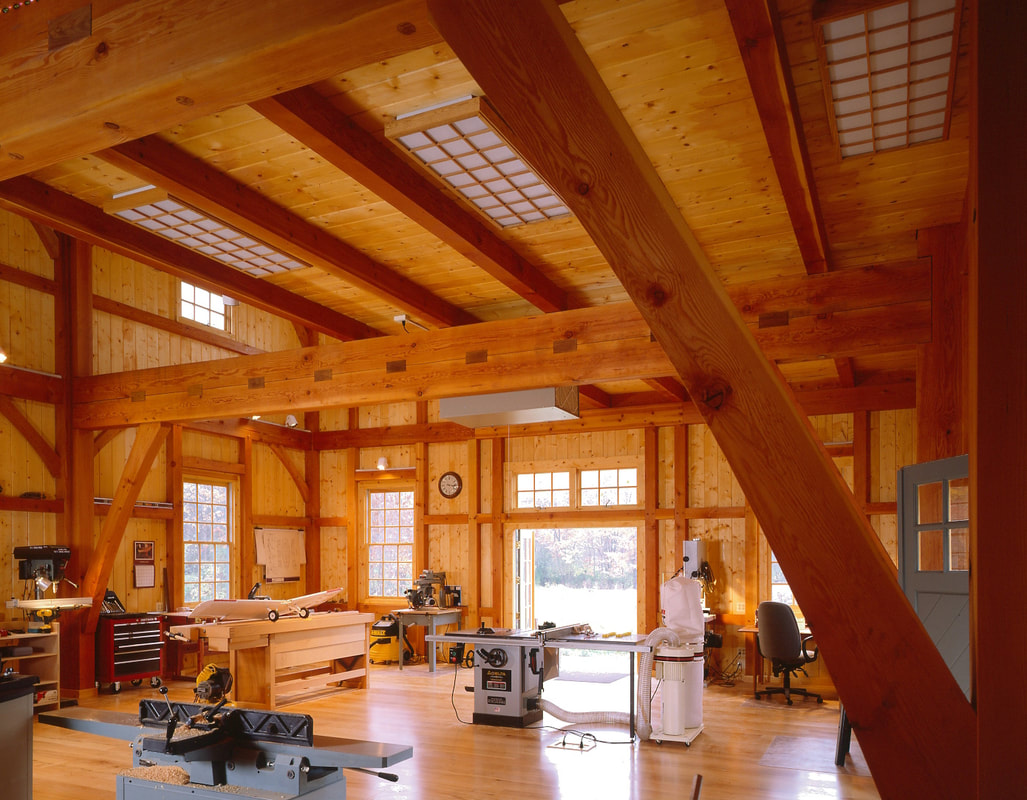 Non Residential Projects American Post Amp Beam Homes