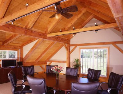 HOME OFFICE/BARN - RED BANK, NJ (5682) INTERIOR