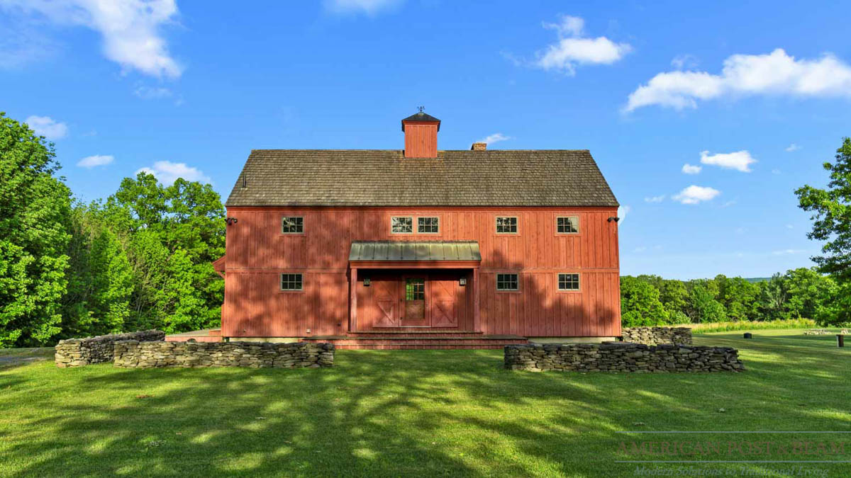 Barn Style Home (Y00114) - Old Chatham, NY
