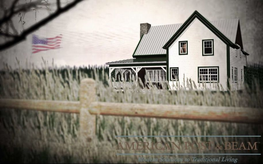 Linville Farmhouse - exterior rendering