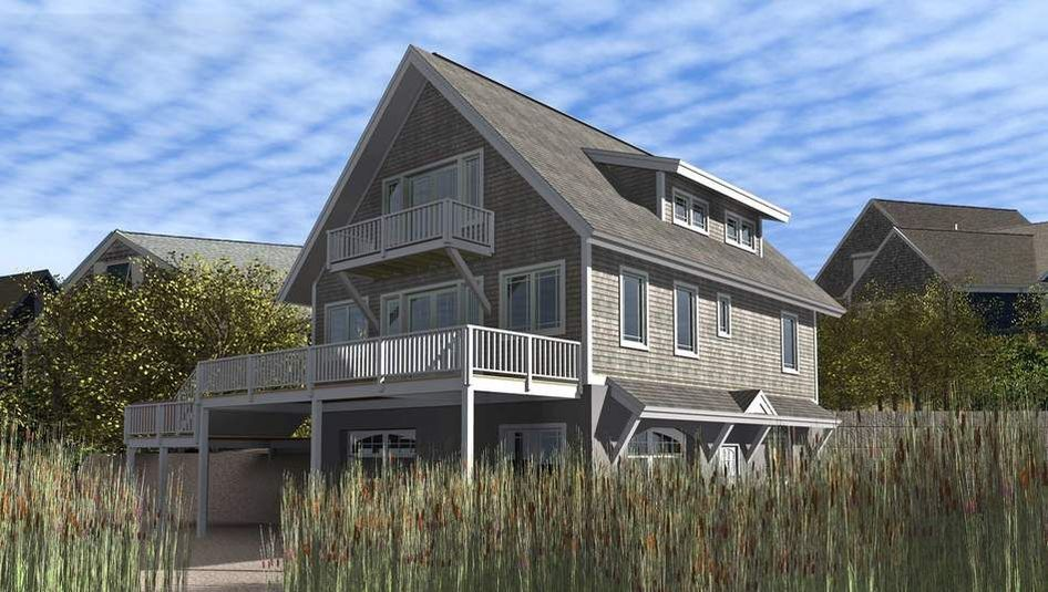 Plymouth Beach House (A00161) - 1,980 sq. ft.