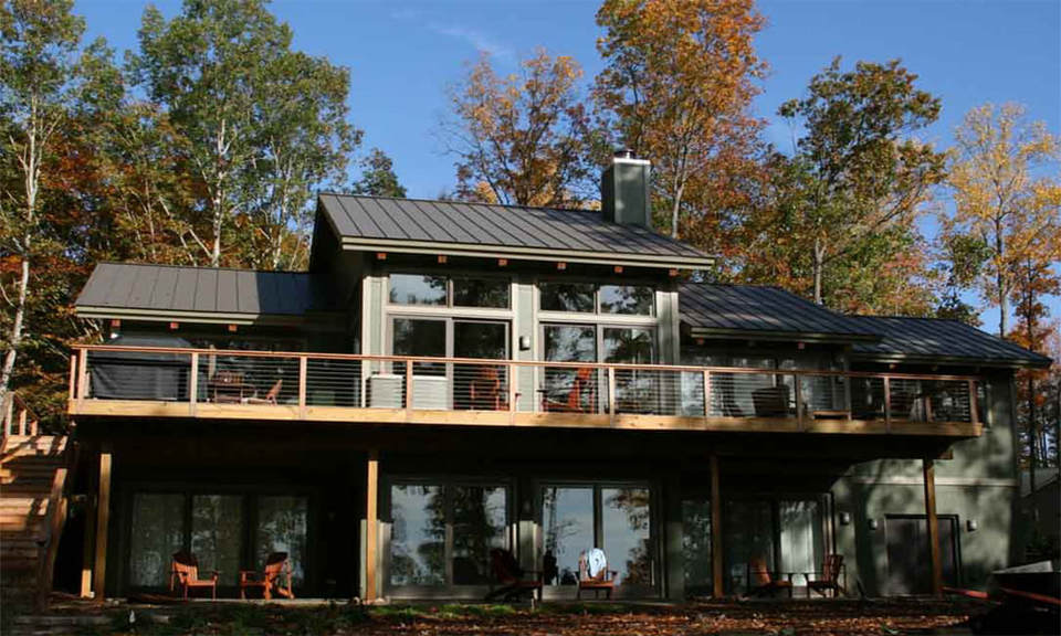 Lakeside Contemporary (T00232) - Bayberry, VA