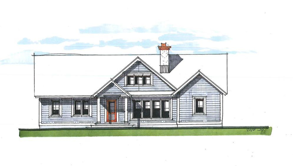 Woodstock Cottage (Y00164) - 1,912 sq. ft.