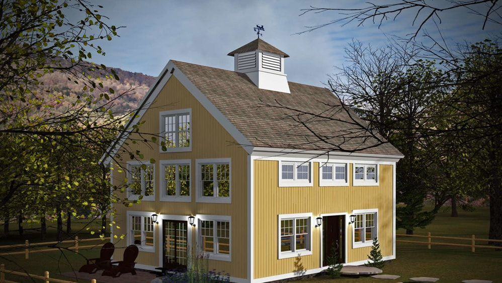 Valley Farm Cottage (A000145) - 1,715 sq. ft.