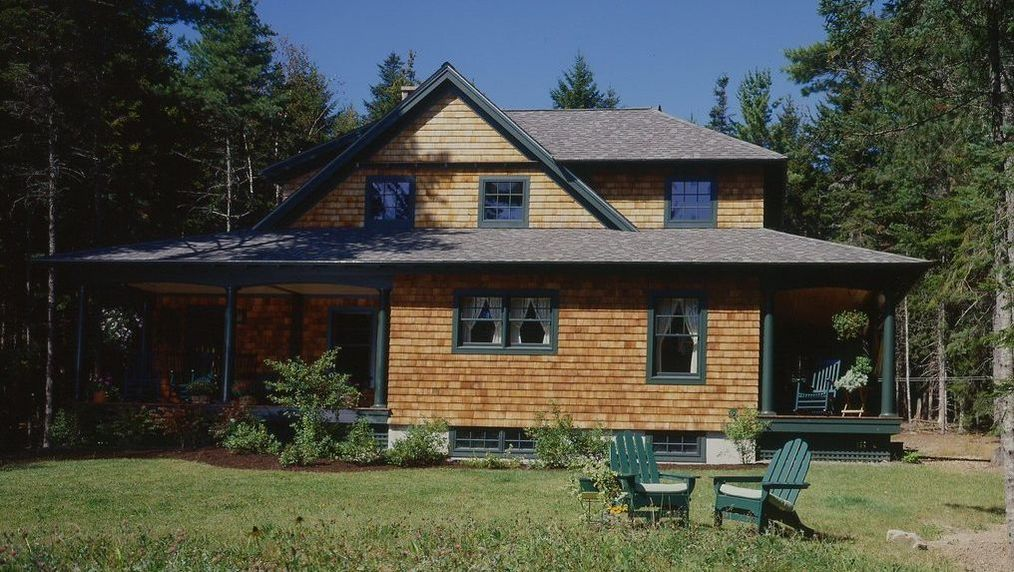 Blue Hill Bay Cottage (T5683) - 2,180 sq. ft.