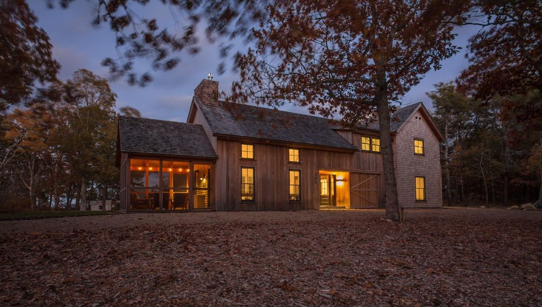 Barn Style Home (A00022) 2,567 sq.ft. - Martha's Vineyard, MA