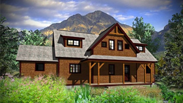 Mountain Lake w/4 BR (A00142) - 2,240 sq. ft.